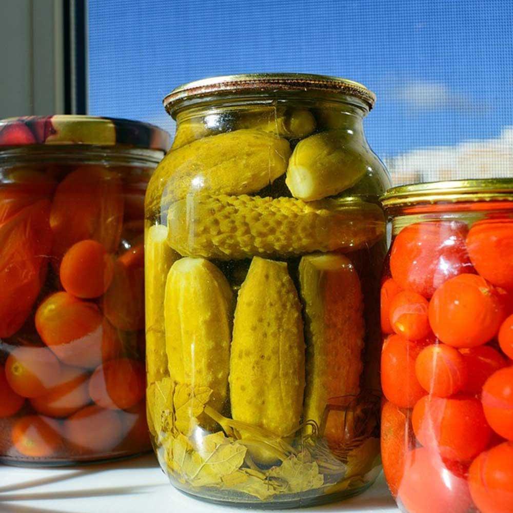 Las semiconservas envasadas en vidrio están encuadradas en la gama II de alimentos