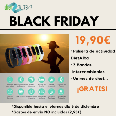 Black Friday en DietAlba